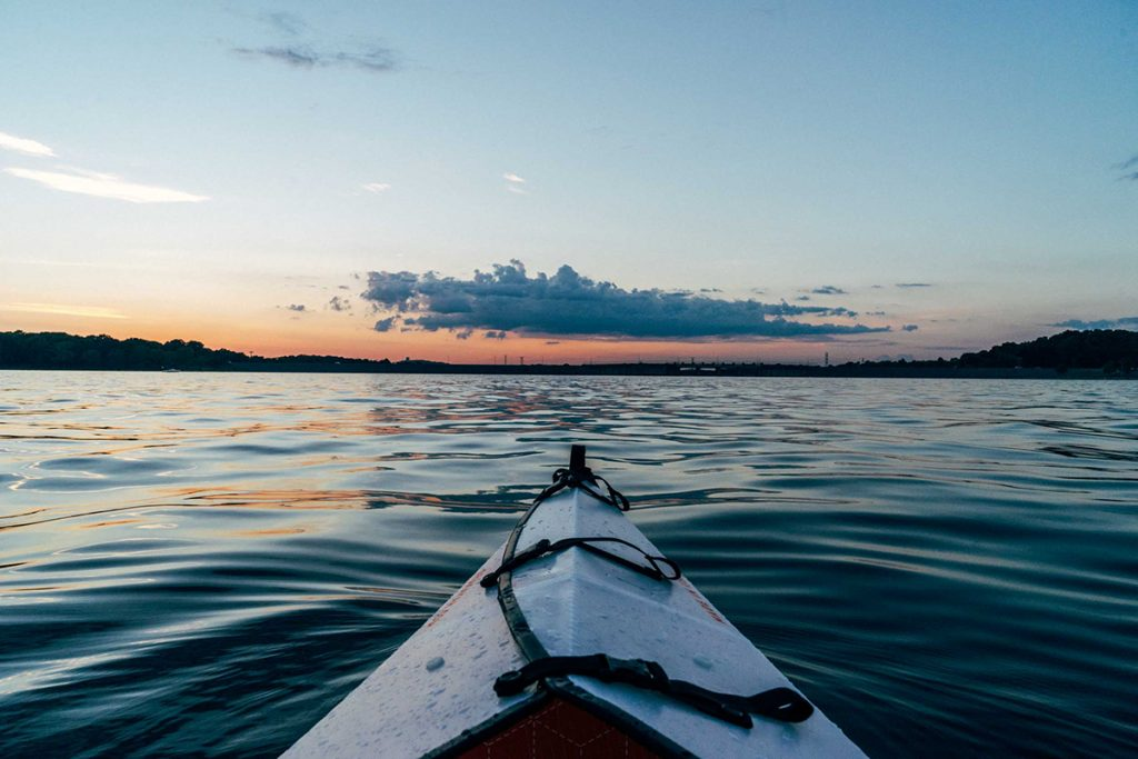paddle through retirement